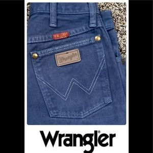 Woman's Wranglers 26 by 36